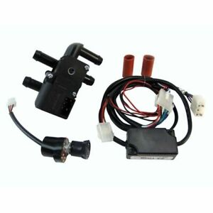 ELECTRONIC BYPASS HEATER CONTROL VALVE AND SWITCH FOR CHRYSLER