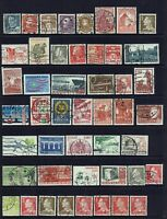 DENMARK...COLLECTION  80 + STAMPS...MIXED LOT.