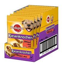 Pedigree Riesenknochen Hundesnacks Leckerbissen Hund Mini Rind 8x180g €8,67/kg
