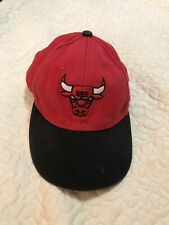 Boys 4-7 Adidas NBA Chicago Bulls Vintage Adjustable Strap Hat Cap