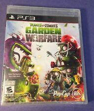 Plants vs Zombies [ Garden Warfare ] (PS3) NEW