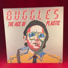 BUGGLES The Age Of Plastic 1980 UK Vinyl LP + INNER EXCELLENT CONDITION original