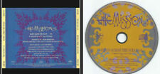 MAXI CD The Mission U.K.Hands Across The Ocean Promo USA 1-Track jewel case