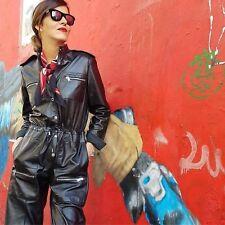 Zara Cuero Studio Mono talla XS-S NUEVO