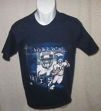 Terrell Davis Denver Broncos t-shirt size YOUTH Large by Pro Player
