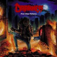 DARKNESS - First Class Violence - CD - 4028466900302