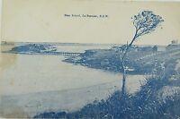 .SYDNEY , BEAR ISLAND , LA PEROUSE NEW SOUTH WALES EARLY 1900s POSTCARD