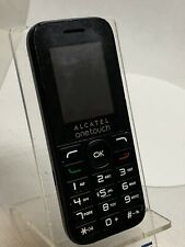 Alcatel 1016G  Black (Unlocked) Mobile Phone