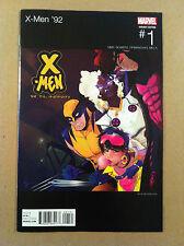 X-MEN '92 V.2 #1 AFUA RICHARDSON HIP-HOP VARIANT COVER NM 1ST PRINTING 2016