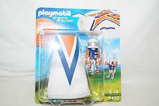 Playmobil Sports&Action 5455 Wurf Fallschirmspringer RICK