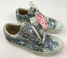 Vans Van Gogh Museum Amsterdam Shoes Vineyard Peasant Print New With Tags NO BOX