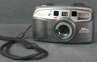 Pentax IQZoom EZY-80 35mm Point & Shoot Film Camera Tested Working Pre-Owned
