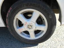 2002 Nissan N16 Pulsar Hatch Mag Wheel Set S/N# V6838 BI6619-22
