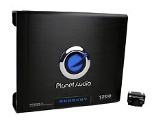 New PLANET AUDIO AC1200.2 1200W 2 Channel Car A/B Amplifier Power Amp AC12002