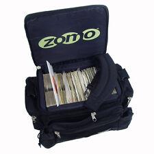 Zomo Ragga Bag 45 Record Bag  7 Inch vinyl DJ 150 Capacity Black