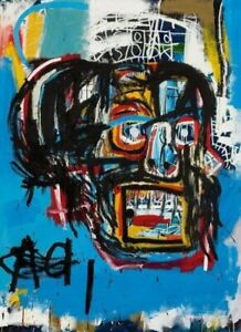Rare Art Wall Canvas Graffiti Poster Painting Decor Home Street Prints Abstract