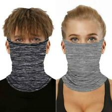 Tube Scarf Face Neck Cover for Motorcycle Cycling Hunting Bandana Multi-Use