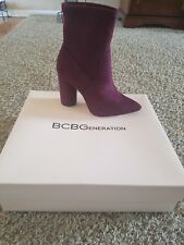 Women's BCBG MicroSuede Boots,  Brand New Size 8.5
