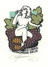 Ex Libris Willy Braspennincx : Opus 69, Andreas Selle