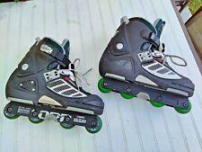 CORR Men's 12  ATA-700 Aggressive Inline Skates ABEC-3  ATA ALL TERRAIN ASSAULT