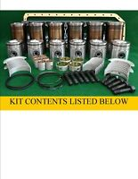 RP925111 fits Case 504BDT Turbo Overhaul Engine Rebuild Kit 2390 2470 2590 4490