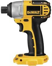 DeWALT 18V LI-ION CORDLESS IMPACT DRIVER DC827 - PUSH IN STYLE BATTERY