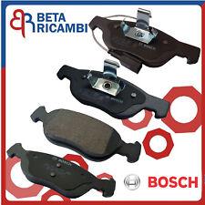 Pastiglie Freno Anteriori Bosch Per Fiat Punto 188 Brava 182 Alfa Romeo 145 146