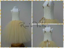 Handmade Tulle Princess Fancy Dresses for Girls
