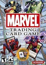 Marvel Trading Card Game PC Games Windows 10 8 7 XP Computer x-men avengers
