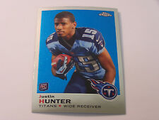 Justin Hunter ROOKIE CARD #7 (1969 STYLE) INSERT 2013 Topps CHROME Football