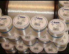 Clear 60LB Test Ande Monofilament 1/4(1,350 yards )  12 spools