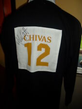 Mike Catt Signed Chivas Rugby Shirt long sleeve with COA