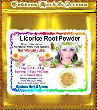 1LB Licorice Root Powder Glycyrrhiza glabra Athimathuram PREMIUM pure