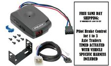 Brake Control with Vehicle Specific  Wiring Harness FOR 2014-2016 Toyota