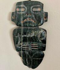 Pre-Columbian - Olmec -Jade pendant (Mexico)