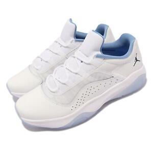 Nike Air Jordan 11 CMFT Low AJ11 White Blue Men Basketball Shoes DO0751-100