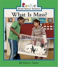 What Is Mass? (Paperback or Softback)