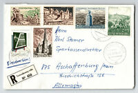 Luxembourg 1964 Cover to Germany - Z13127