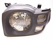 OEM Nissan Xterra XE Left Dark Grey Halogen Headlight Head Lamp-Bezel Scratches