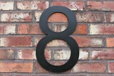 House number plaque / Door number / Large number 450mm £18Each