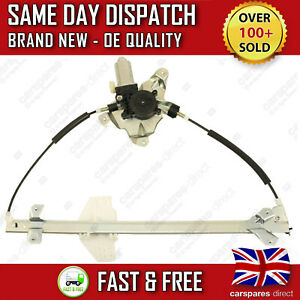 WINDOW REGULATOR MOTOR FORD TRANSIT CONNECT 2002>2013 FRONT RIGHT DRIVER SIDE