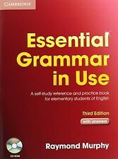 Essential Grammar in Use with Answers and CD-ROM Pack vo... | Buch | Zustand gut