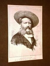 Antonio Scalvini Morto a Torino nel 1881