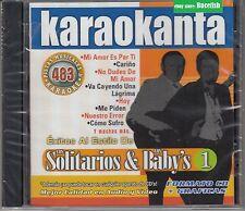 Los Solitarios & Los Babys Exitos Pistas Musicales & Karoke New Nuevo sealed