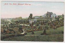 Wales postcard - Belle Vue Park, Newport (A887)