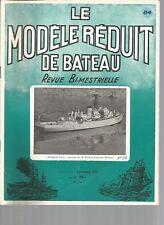 "MODELE REDUIT DE BATEAU N°84 PLAN : MOTEUR RW2 + CUIRASSE ""IOWA"" / BOIS MOULE"