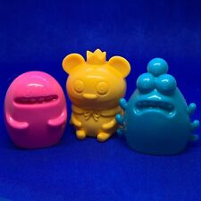 Uglydoll  3 mini figures David Horvath