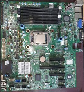 Dell PowerEdge T310 Socket LGA1156 Motherboard 02P9X9 2P9X9 & Intel X3430 SLBLJ
