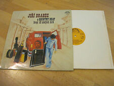 LP Jiri Brabec a Country Beat Vinyl SUPRAPHON CSSR 1113 2404 ZA