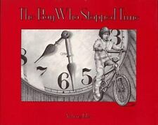 The Boy Who Stopped Time by Anthony Taber (1993, Hardcover)